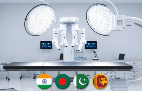 Medical Device Registration Project for a Global Medical Device Company in India, Bangladesh, Pakistan, Sri Lanka - Celegence