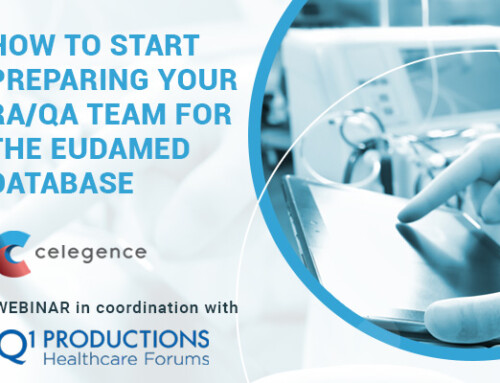 How to Start Preparing Your Team for the EUDAMED Database – Webinar
