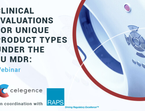 Clinical Evaluations for Unique Product Types Under the EU MDR – Webinar