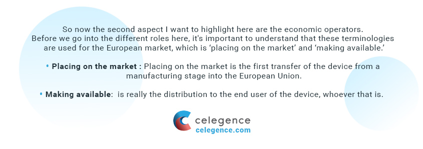 Economic Operators in European Market - Celegence