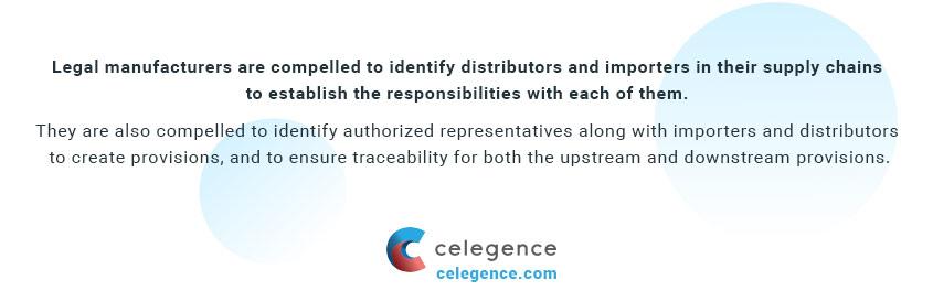 Legal Manufacturers - EUDAMED Webinar - Celegence