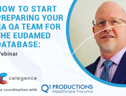 How to Start Preparing Your RA QA Team for The EUDAMED Database – Webinar Overview