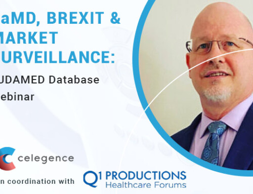 SaMD, Brexit & Market Surveillance – EUDAMED Database Webinar