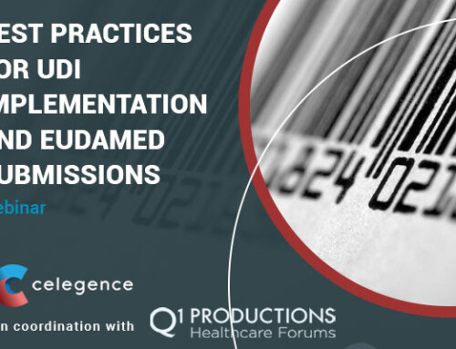 Best Practices for UDI Implementation and EUDAMED Submissions – Webinar