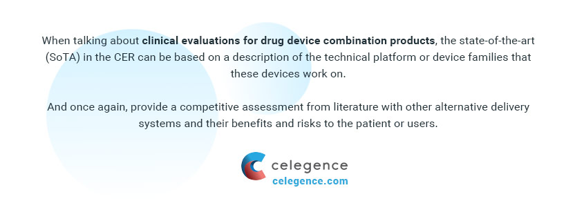 Combination Products - Clinical Evidence - Celegence