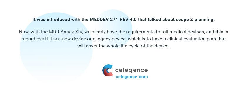 MEDDEV 271 REV 4.0 - MDR Medical Devices - Matthias Fink - Celegence