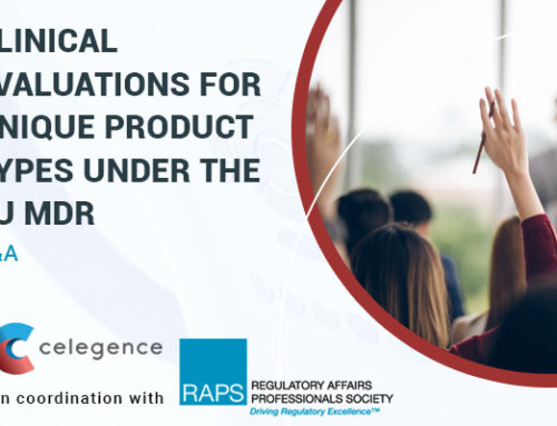 Clinical Evaluations for Unique Product Types Under the EU MDR – Q&A