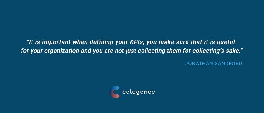 KPIs for RIMS Solutions - Jonathan Sanford - Celegence Webinar
