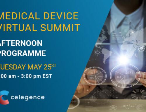 Medical Device Virtual Summit – Afternoon Program