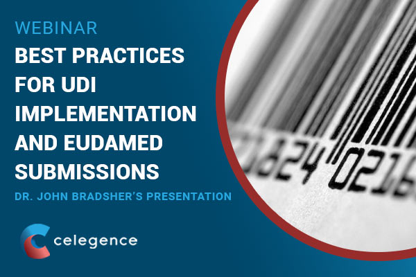 Best Practices UDI Implementation - EUDAMED - John Bradsher - Feature