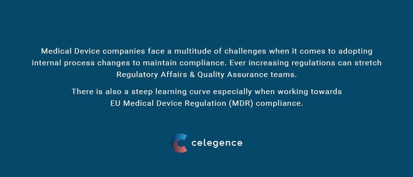 EU Medical Device Regulation Compliance - Outsourcing Regulatory Compliance - Celegence