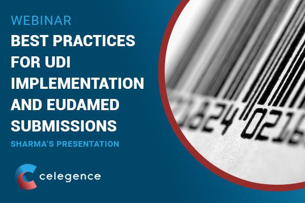 Best Practices UDI Implementation - EUDAMED - Sharma Pokkuluri Q1 Productions