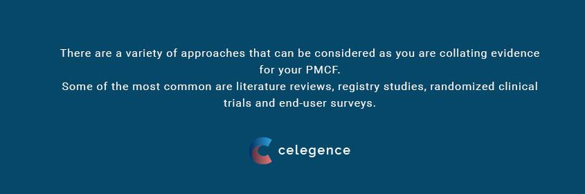 PMCF - Clinical Trials - End-User Surveys - Medical Devices Celegence Life Science Regulatory Services