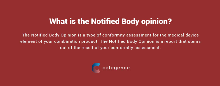 Notified Body Opinion - Medical Device Consultancy - Celegence