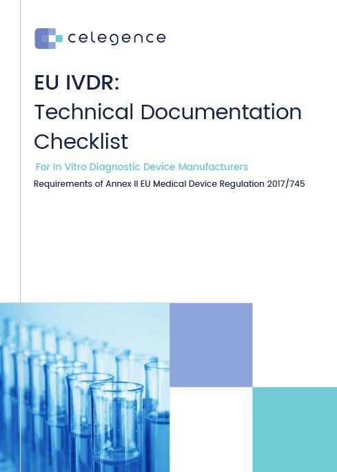 EU In Vitro Checklist - Medical Devices