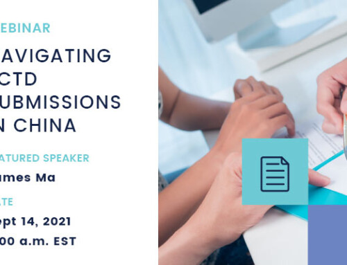 Navigating eCTD Submissions in China – Webinar