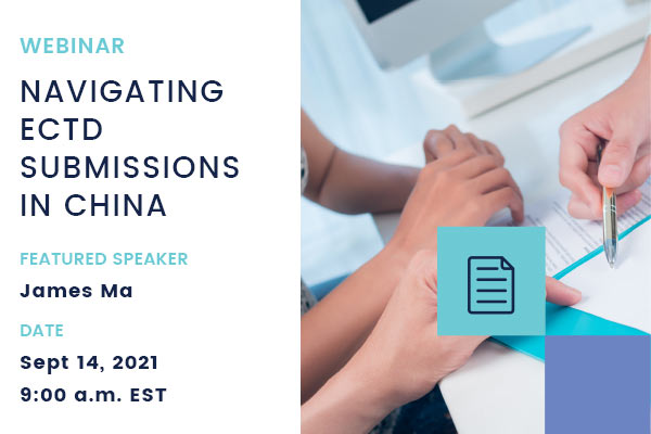 Navigating ECTD Submissions China - Webinar - Celegence - Feature