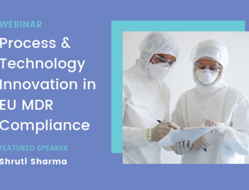 Process and Technology Innovation in EU MDR Compliance – Webinar