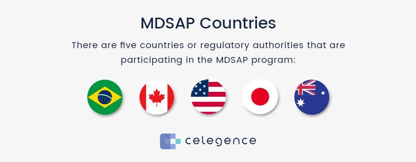 MDSAP Countries - Regulatory Authorities - Life Science Regulators