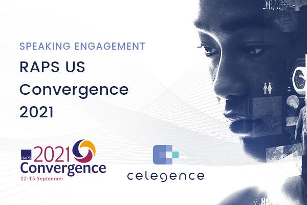 RAPS US Convergence 2021 - Celegence - Speaking Engagement - Feature